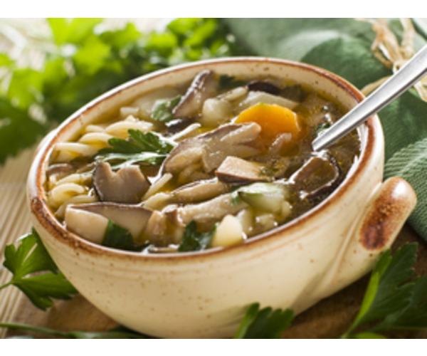 Рецепт                  Карпатский грибной суп