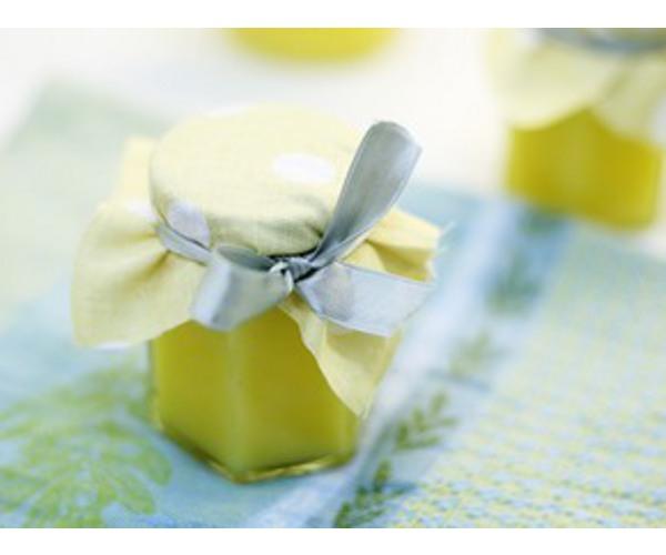 Рецепт                  Заварной крем с лимоном