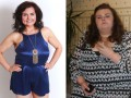 Девушка сбросила 82 кг назло бывшему парню