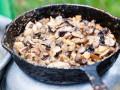 Жареные грибы: Три осенние идеи