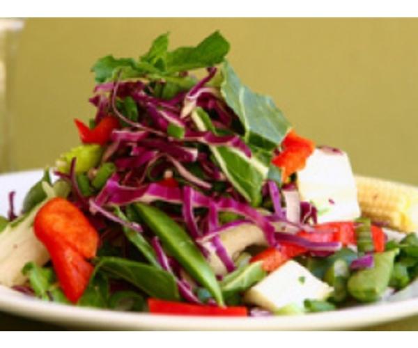 Рецепт                  Салат с брынзой и кукурузой