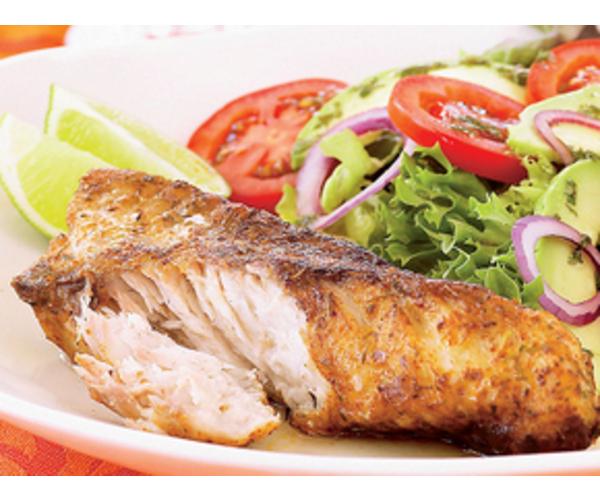 Рецепт                  Рыба по-каджунски