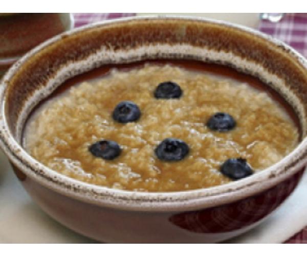 Рецепт                  Молочно-фруктовая каша