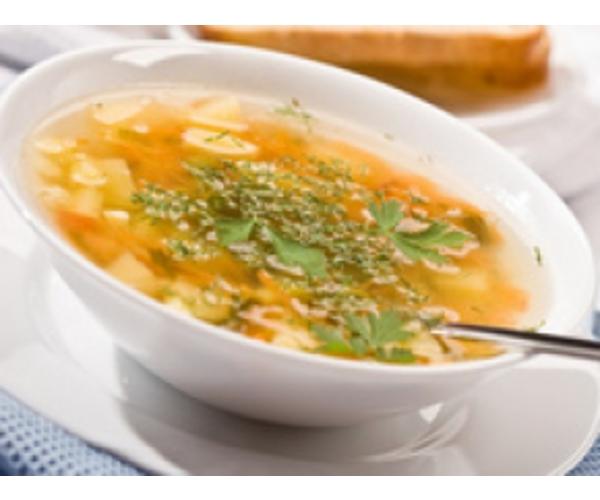 Рецепт                  Суп с корнем петрушки