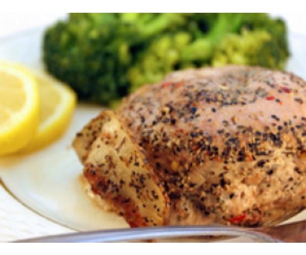 Рецепт                  Запеченная свиная вырезка