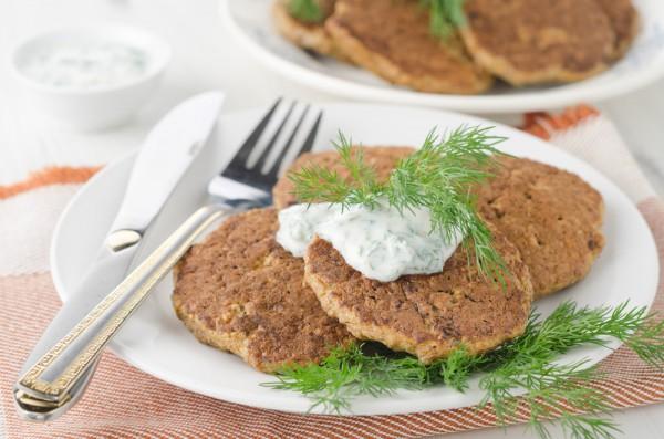 Рецепт                  Печеночные оладьи: Рецепт приготовления