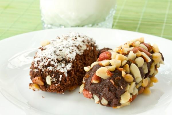 Рецепт                  Пирожные Картошка