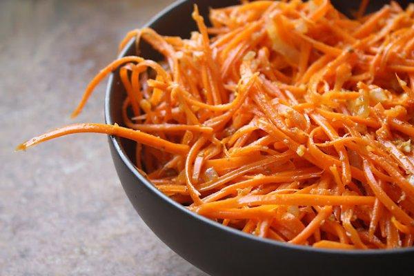 Рецепт                  Как приготовить морковь по-корейски