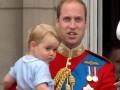 Принц Джордж развеселил гостей на дне рождения королевы Елизаветы II
