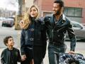 Джиджи Хадид и Карли Клосс стали мамами в рекламе Versace