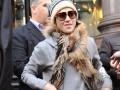 Джей Ло разгуливала по Москве в смешной шапке и спортивном костюме