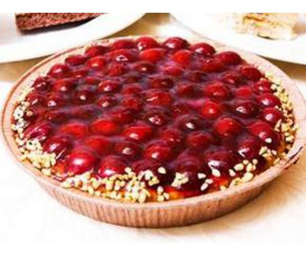 Рецепт                  Пирог с черешнями