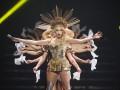 Шоу Оли Поляковой в Киеве вошло в Книгу рекордов Украины