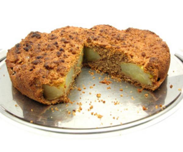 Рецепт                  Грушевый кекс