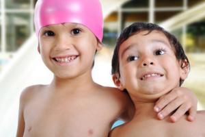 Плаванье и развитие детей