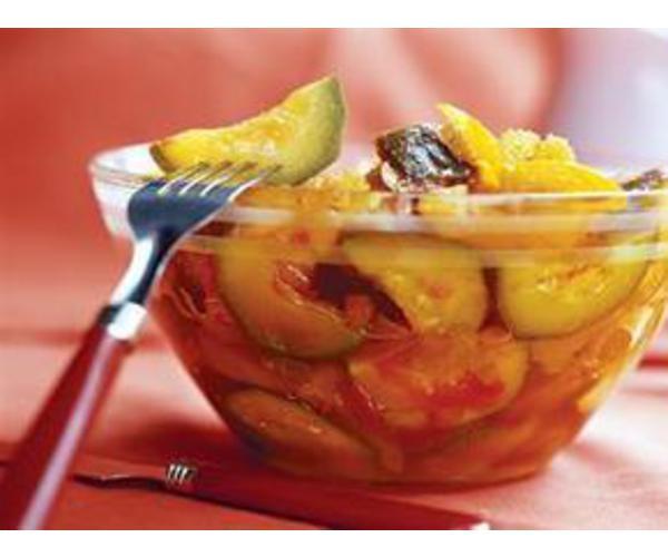Рецепт                  Овощное рагу по-сицилийски