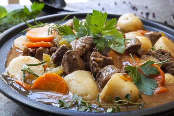 Рецепт                  Ирландское рагу из баранины