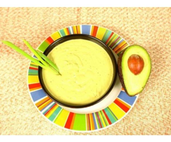 Рецепт                  Суп из авокадо