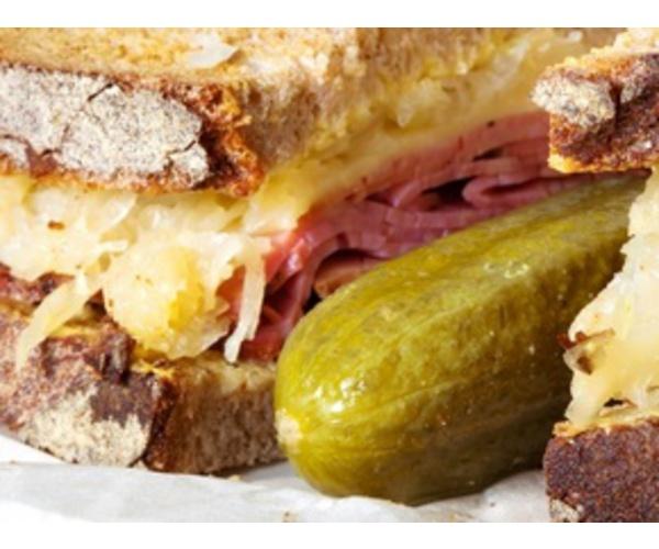 Рецепт                  Бутерброды с сырной пастой