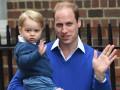 Принц Джордж познакомился со своей новорожденной сестрой