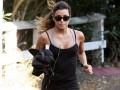Фитнес-фото дня: Ева Лонгория на пробежке