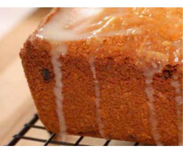 Рецепт                  Имбирный хлеб с яблочным соусом