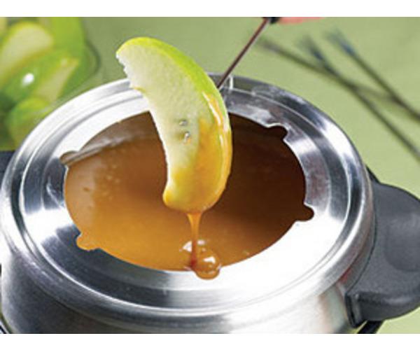 Рецепт                  Яблочное фондю