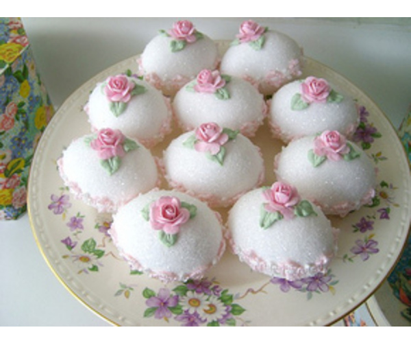 Рецепт                  Сахарные пасхальные яйца