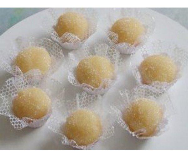 Рецепт                  Кокосовые шарики