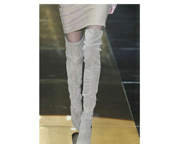 Обувь Ботфорты Фото