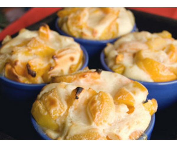 Рецепт                  Клафути с абрикосами
