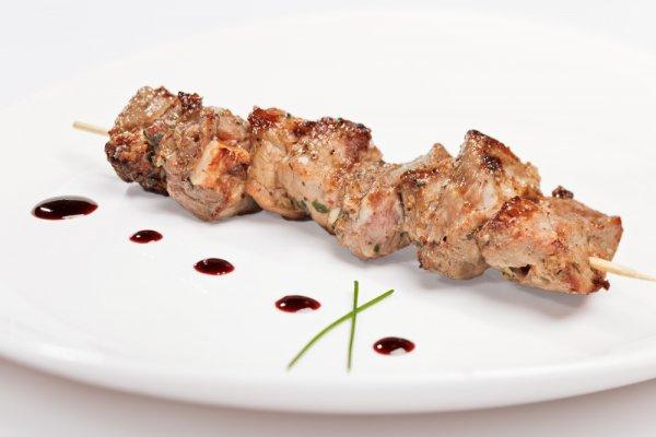 Рецепт                  Шашлык из свинины в соевом соусе