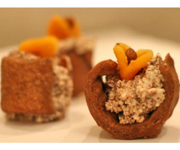 Рецепт                  Шоколадные канноли
