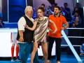Екатерина Варнава устроила мастер-класс по танцам Сергею Сивохе