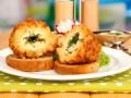 Блюда на Новый год: Котлеты по-киевски