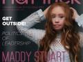 Девушка с синдромом Дауна украсила обложку модного глянца