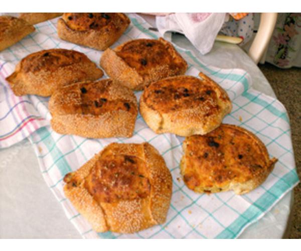 Рецепт                  Пасхальные кипрские пирожки
