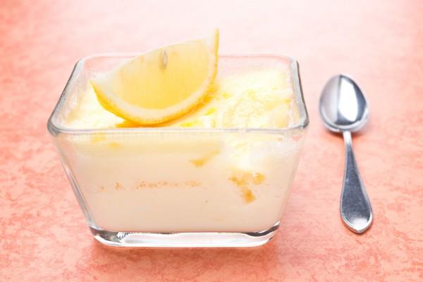 Рецепт                  Лимонное суфле от Марты Стюарт