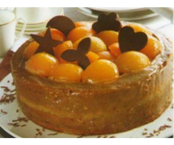 Рецепт                  Торт с фруктами