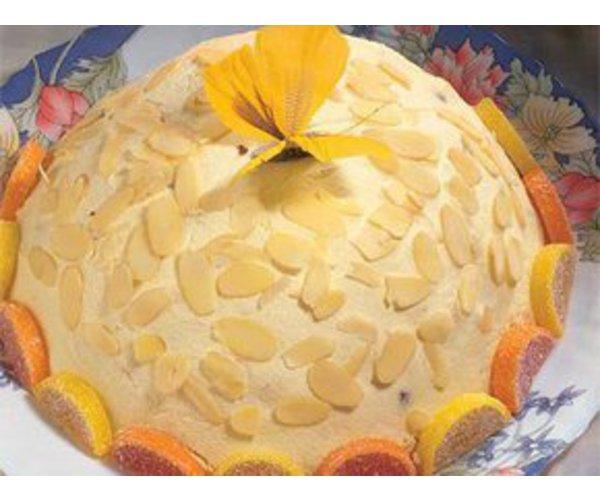 Рецепт                  Пасха с мармеладом