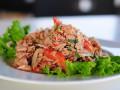 Как приготовить салат из тунца с болгарским перцем