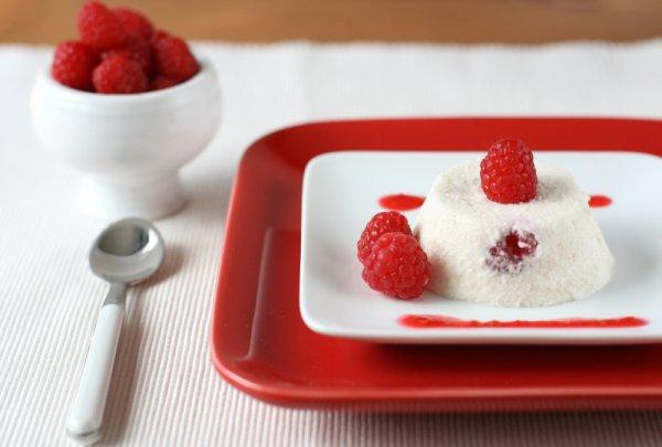 Рецепт                  ТОП-5 десертов из малины