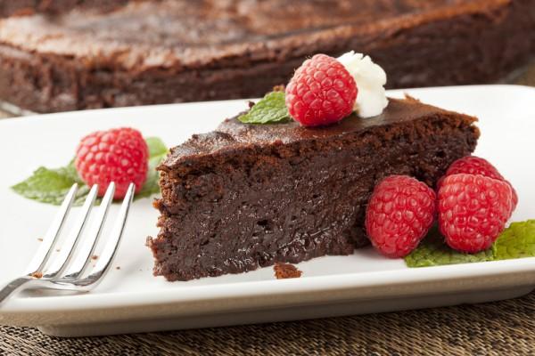шоколадный торт по французски рецепт