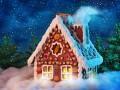 Как приготовить пряничный домик на Рождество