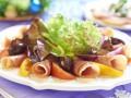 Рецепты на Новый год: Салат с прошутто