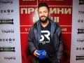Андрей Кише и Даша Коломиец посетили премьеру фильма Должники наши