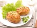 Как приготовить картофельные шкурки с салями