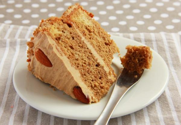 Рецепт                  Орехово-кофейный торт