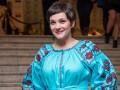 YUNA 2015: Известная телеведущая удивила украинским нарядом