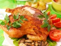 Как приготовить курицу в медово-горчичном соусе (видео)